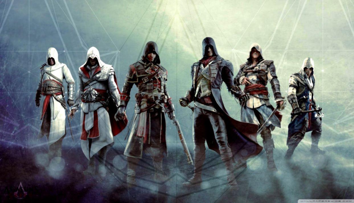 Assassins Creed Ultra 4k Wallpaper The Best Hd Wallpaper