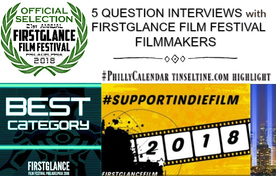 Support Indie Film and Fimmakers First Glance Film Festival