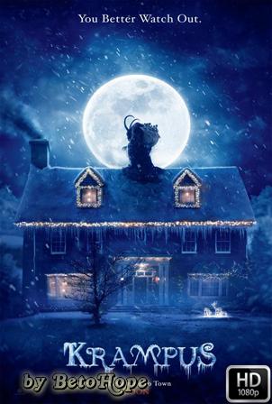 Krampus – Maldita Navidad [1080p] [Latino-Ingles] [MEGA]