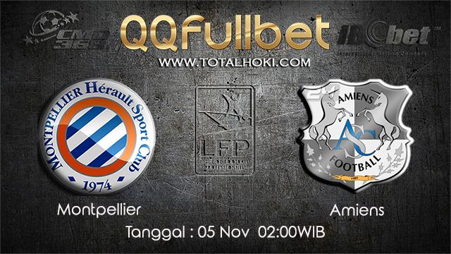 PREDIKSIBOLA - PREDIKSI TARUHAN BOLA MONTPELLIER VS AMIENS 5 NOVEMBER 2017 (Ligue 1)