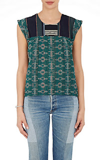 Ace & Jig Emerald Paz Top