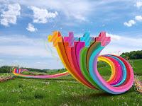 vibras positivas multicolor