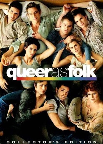 VER ONLINE Y DESCARGAR: Queer As Folk - SERIE TV - 5 Temporadas - EEUU