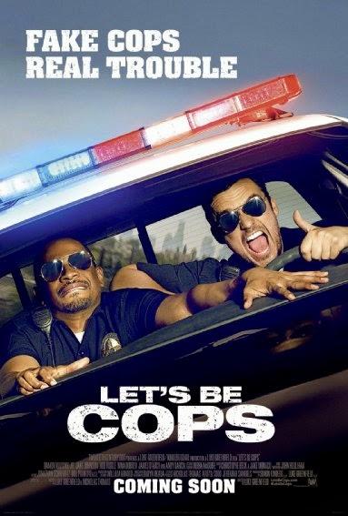 Let's Be Cops (2014) 720p BRRip