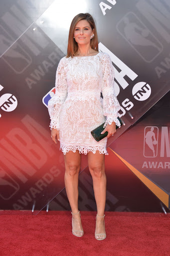 Maria Menounos best red carpet dresses photo