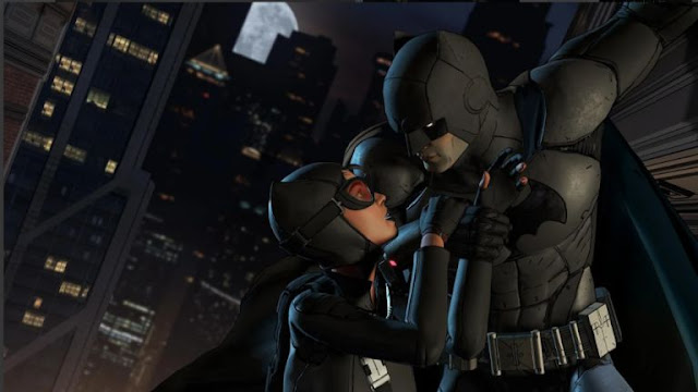Game Superhero Offline Batman The Telltale Series APK