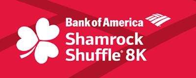 2016 Shamrock Shuffle logo