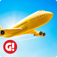 Tải Game Airport City Airline Tycoon Hack Full Tiền Vàng Cho Android