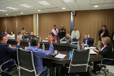 Presenta Comisión plan de trabajo 2019, desechan iniciativa y conocen situación de estancias infantiles