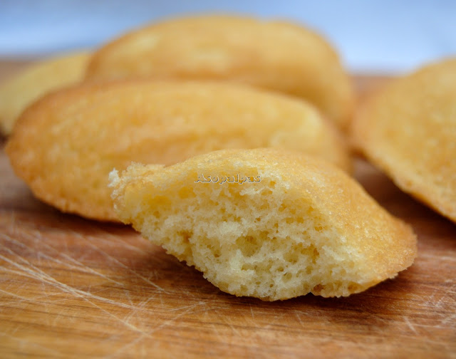 Madeleines a l'Ancienne