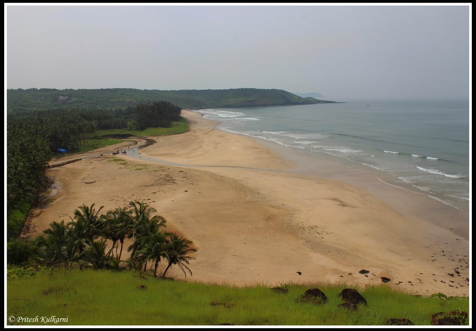 BhandarPule Beach
