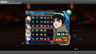 Download Naruto Shippuden Senki v1.19 Fixed Version Apk
