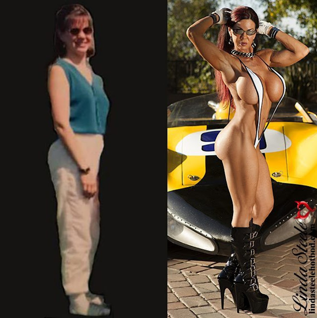 Linda Steele Transformation