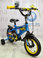 12 Inch Wimcycle Demon BMX Kids Bike