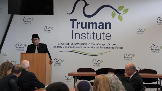 Yahya Staquf Kembali Bicara di Israel, Kali Ini Bahas Palestina