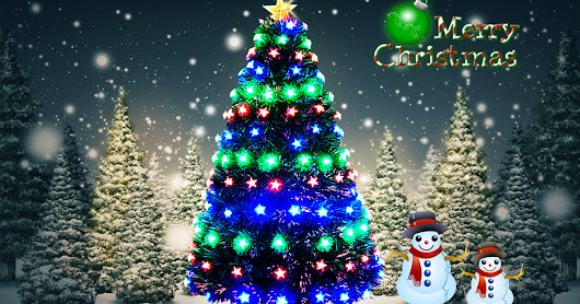 10 Beautiful Merry Christmas 2016 Wallpaper and Wishes
