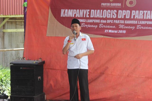 Kampanye Dialogis, Senulingga Sapa Warga Buaynyerupa