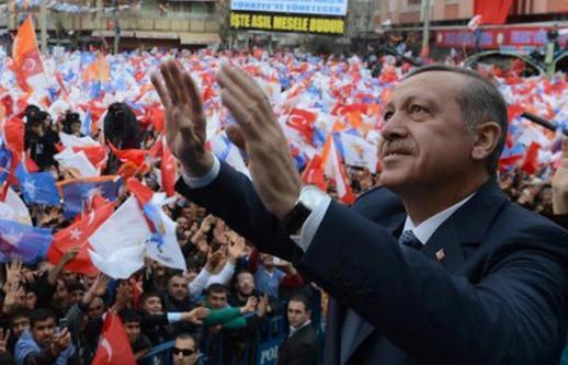 Erdogan Buat Turki Dicemburui Seluruh Dunia