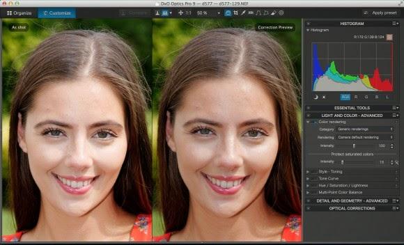 DxO Optics Pro Elite Edition v9.5.0.114 Full,Phần mềm giúp nâng cao chất lượng hình ảnh tuyệt vời