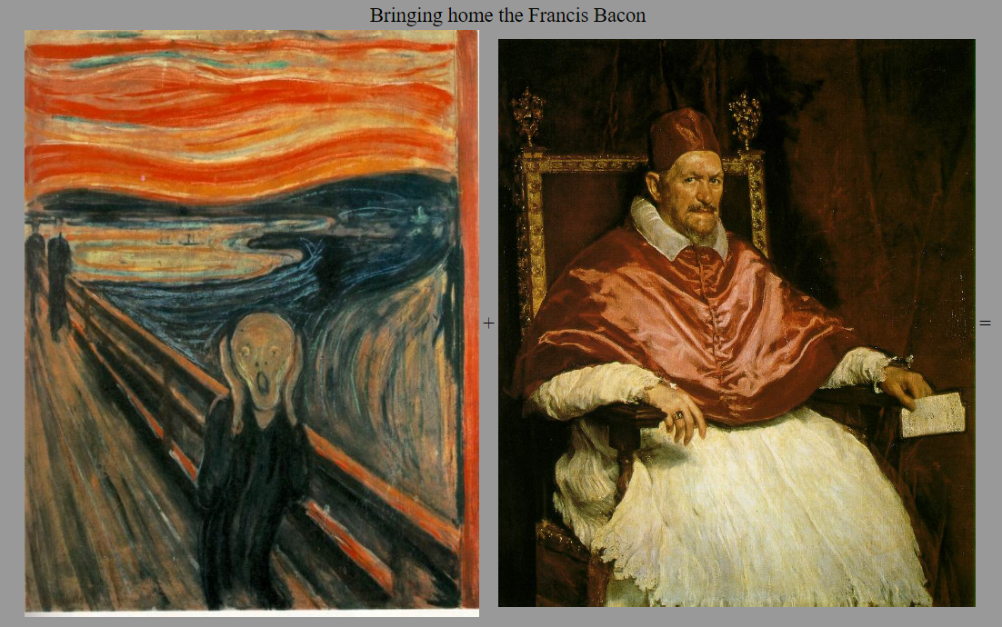 kenney mencher why is francis bacon so important