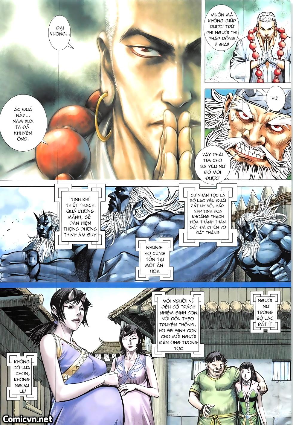 Tây Du chap 46 page 11 - IZTruyenTranh.com