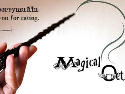 [Magical October] Harry Potter Kuchen: Death by Chocolate Death Eater Dessert