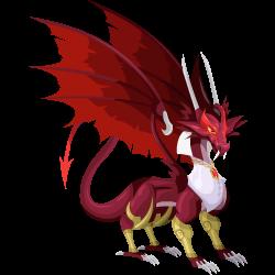 Dragón Vampiro (Adulto)