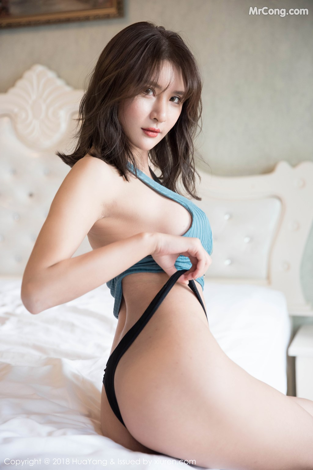 Image HuaYang-2018.12.13-Vol.099-SOLO-MrCong.com-046 in post HuaYang 2018.12.13 Vol.099: Người mẫu SOLO-尹菲 (47 ảnh)