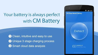 9. CM Battery Saver for android
