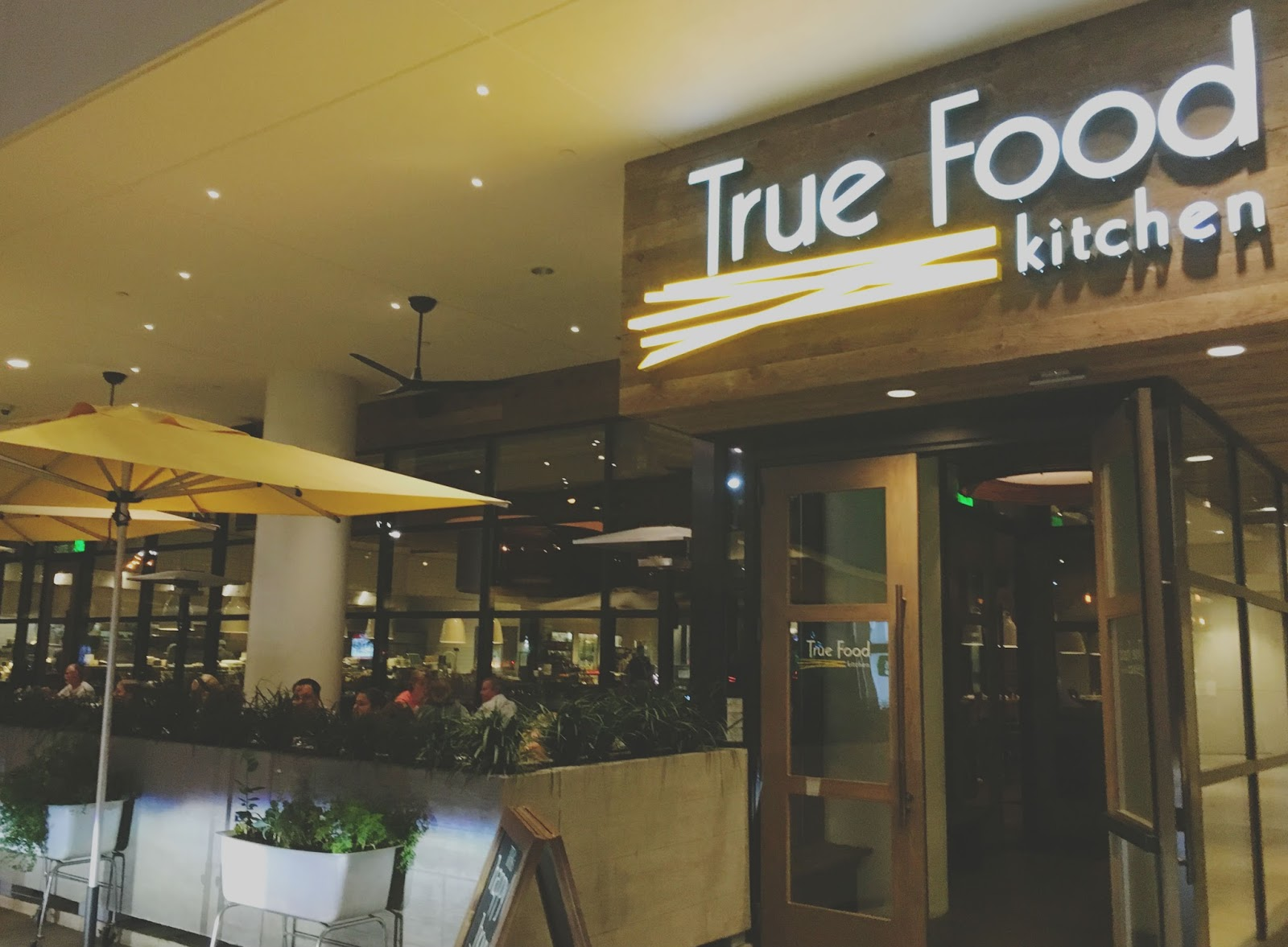 True Food Kitchen - a restaurant in Houston, Texas