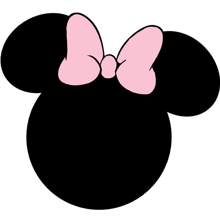 Minnie rosa invitaciones imprimibles im genes y fondos for Formas de letras para cumpleanos