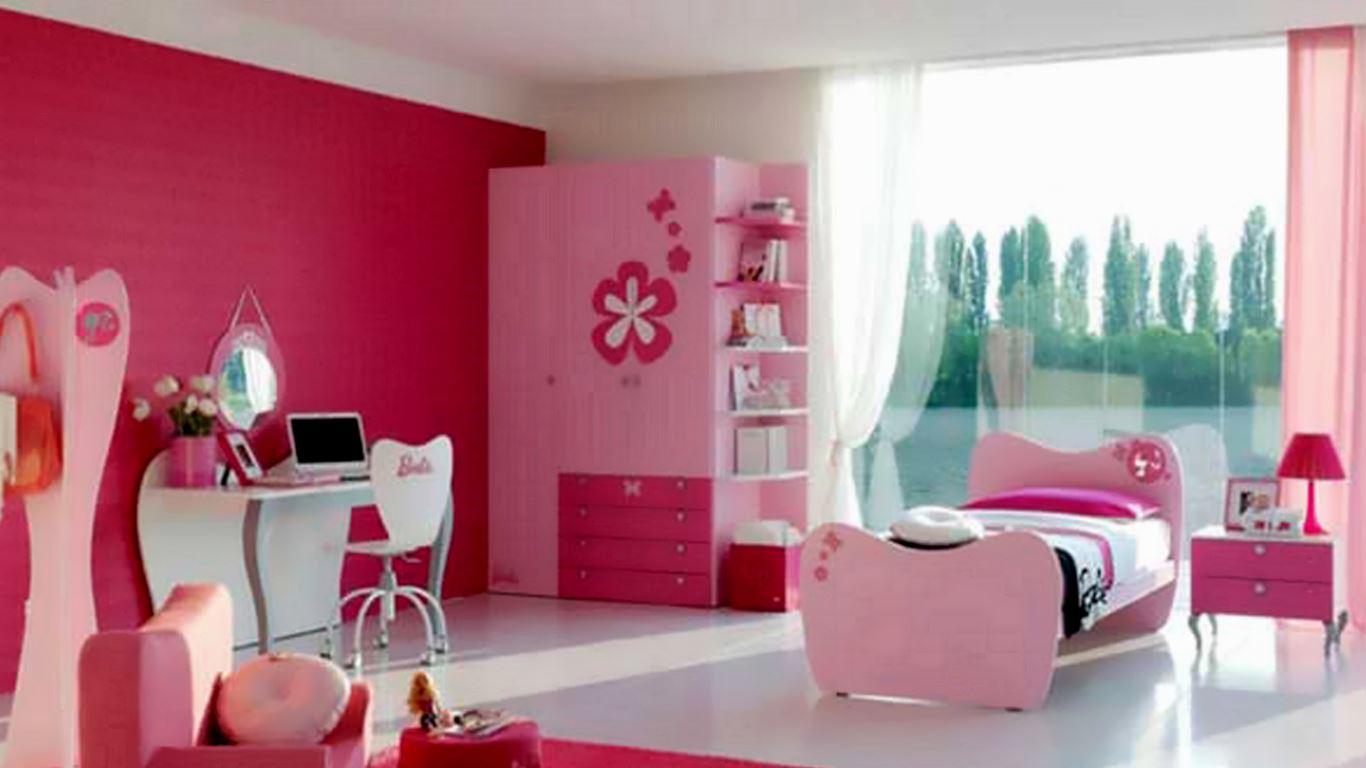 daughter bedroom interior ideas