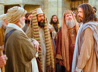 Os gregos queriam ver Jesus