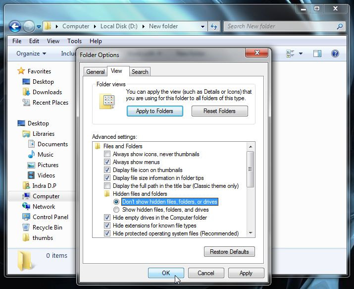 3 Cara Melindungi File Penting di Windows
