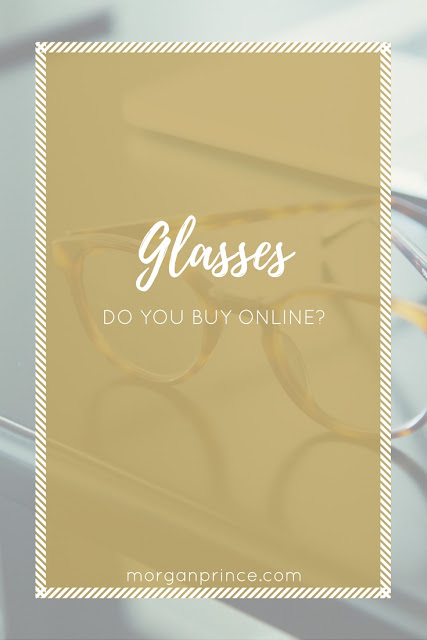 glasses, do you buy online?