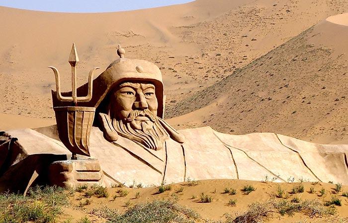 Misteri Makam Jenghis Khan yang Tak Pernah Ditemukan