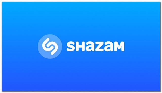 aplikasi musik online Shazam