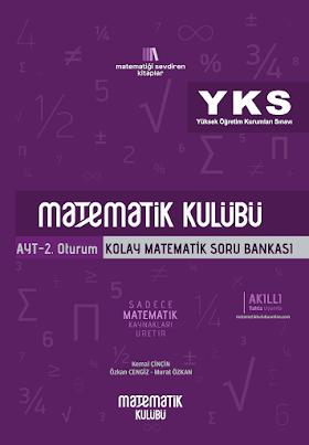 Matematik Kulübü AYT Kolay Soru Bankası PDF