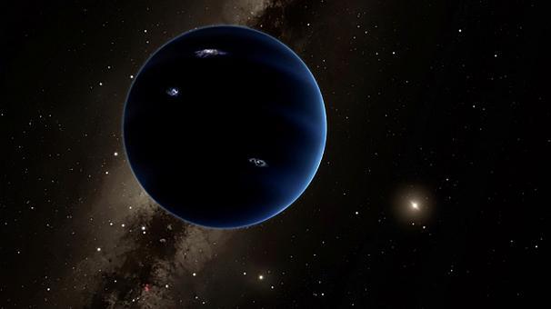 El nuevo planeta del Sistema Solar