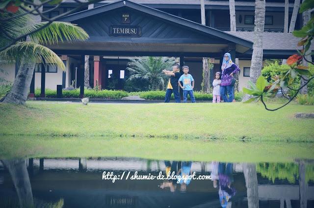 Foto-Foto sekitar Nexus Karambunai Resort!