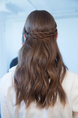 Peinados de Novia con el Pelo Suelto