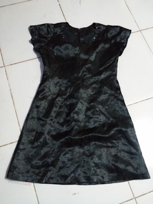 slip dress, refashion, sewing, Diy