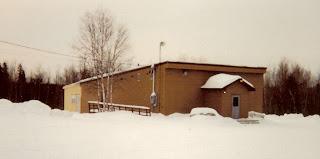 Le Centre culturel en 1990