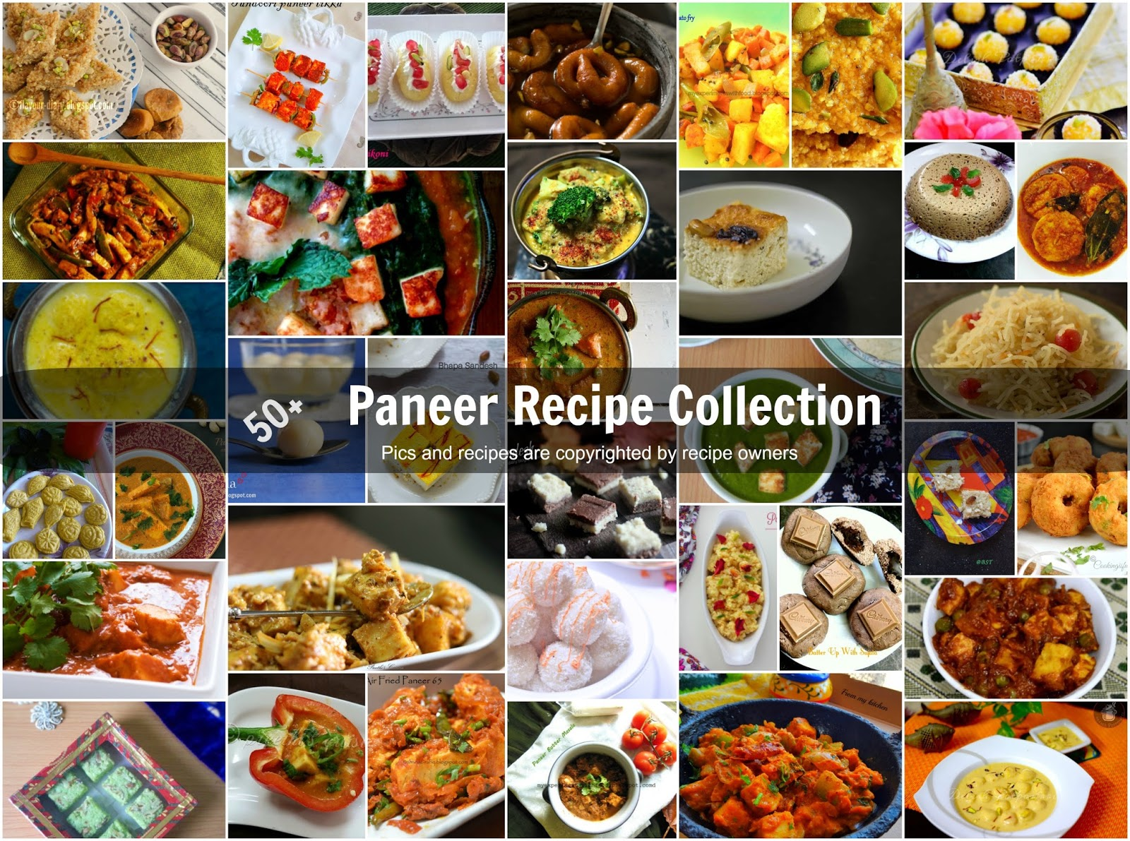 Indian food recipes indian recipes desi food desi recipes paneer recipes starter curries and dessert recipes indian vegetarian recipes forumfinder Gallery