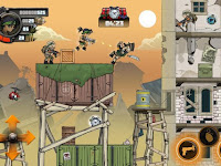 Metal Soldiers 2 MOD APK v1.05 Gameplay Full Version