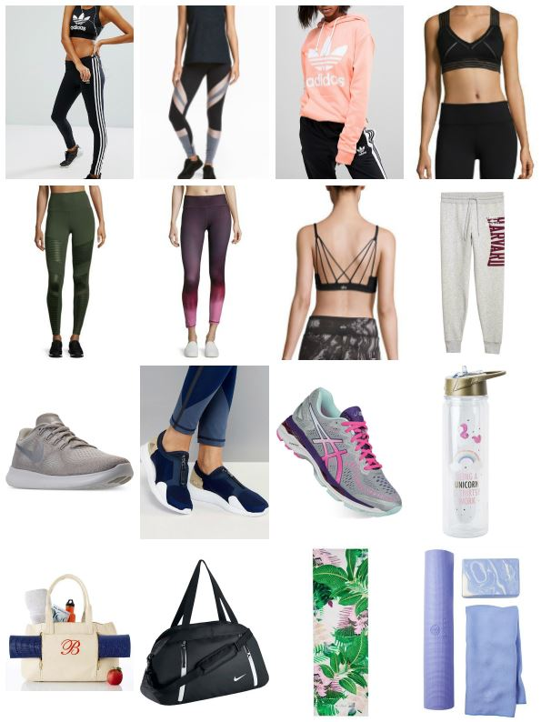 Shopping Files: 16 Activewear pieces that will make you want to workout | Ioanna's Notebook