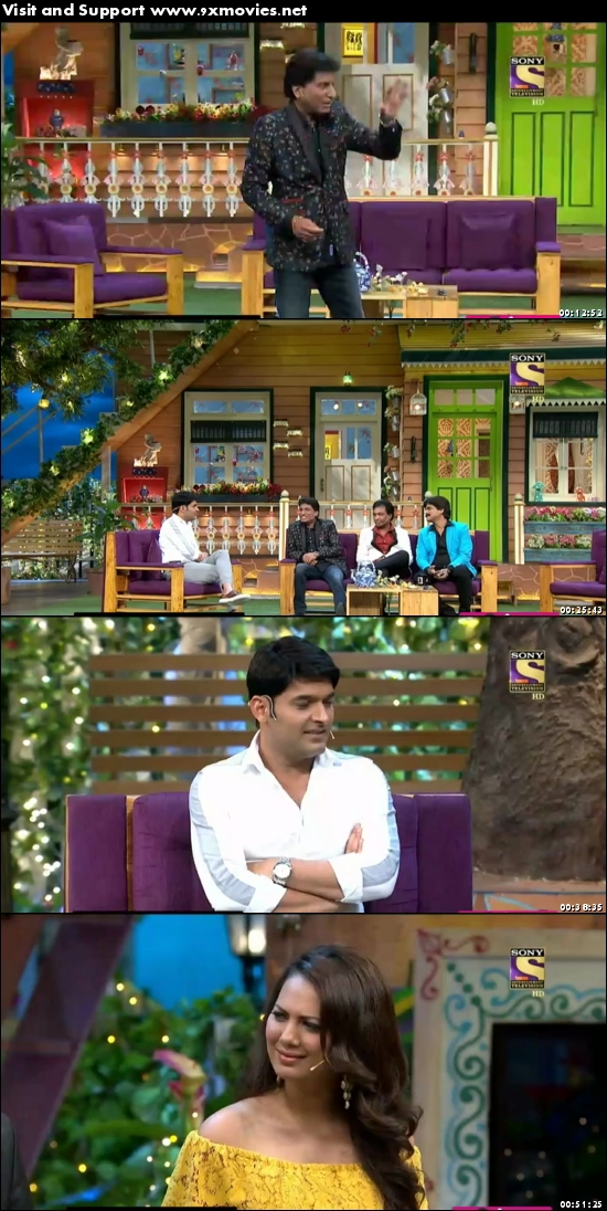 The Kapil Sharma Show 26 March 2017 HDTV 480p