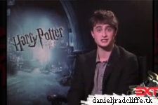 Daniel Radcliffe's shout out to the military