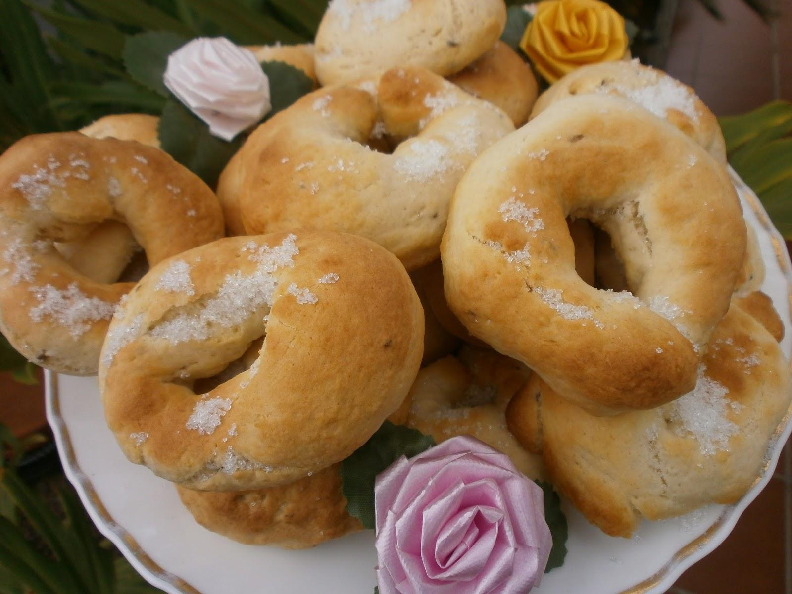 Luzmary y sus recetas caseras rosquillas de anis en cecofry for Casera m bel