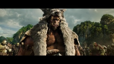Warcraft (Movie) - TV Spot 'Durotan' - Screenshot